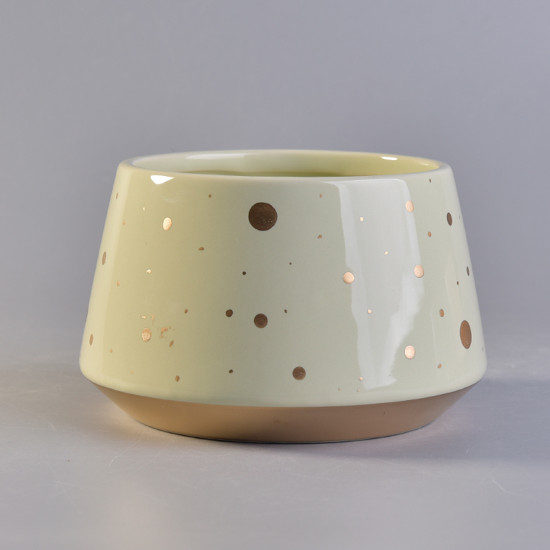 New ceramic with round spot