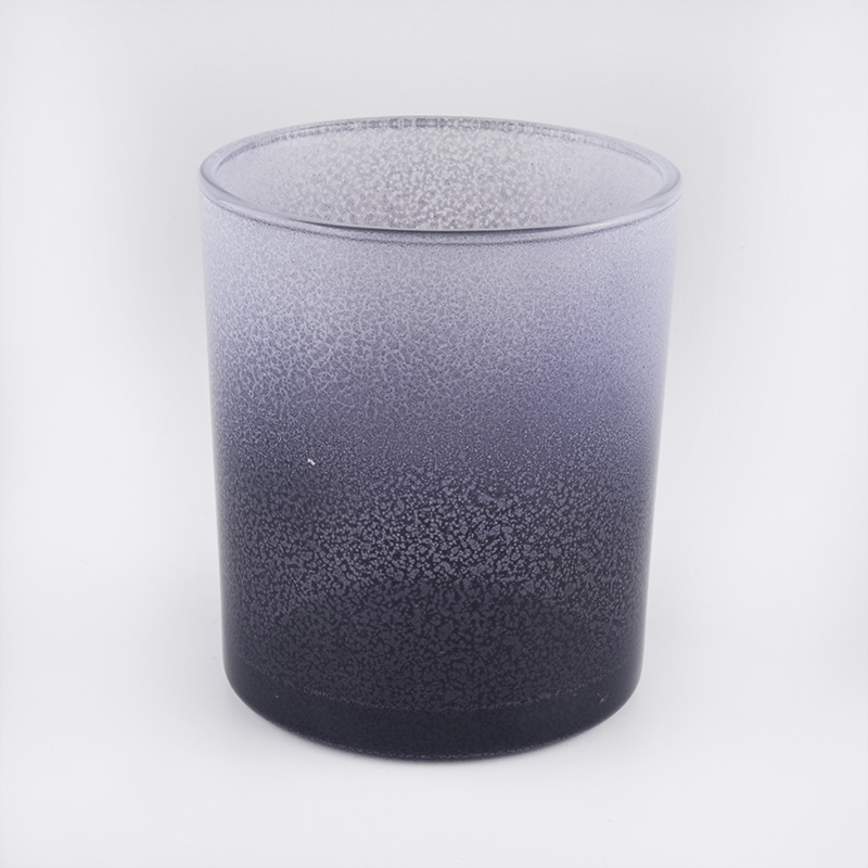 New arrival Glass Candle Holders
