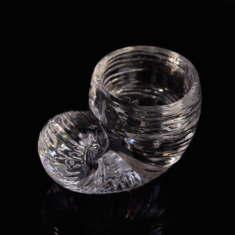 glasscandle holder wholesale