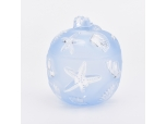 Christmas Ball Shaped Candle Holder Wholesale