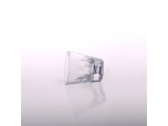 Heavy bottom whisky glassware glass short cup