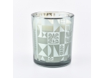 Home Decorative Glass Candle Holder Wholesale