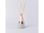 Pink Cone Ceramic Diffuser Bottles Home Decor